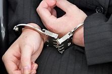 verhaftung frau
